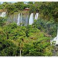 Iguazu, iguaçu (brésil - argentine) 35
