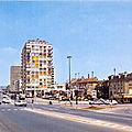 Argenteuil, l'avenue Gabriel Péri