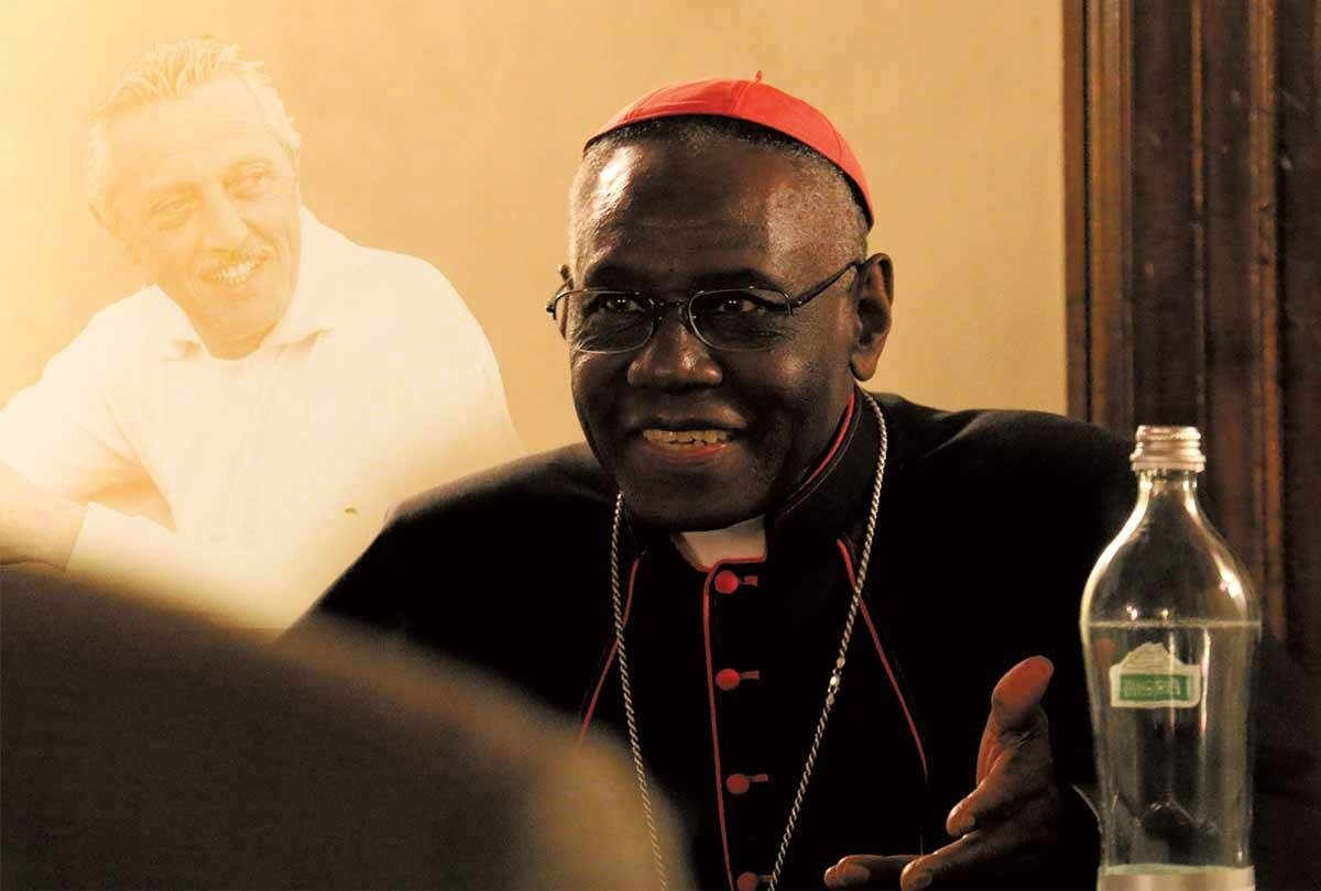 Le Cardinal SARAH et la défense de la Vie