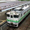 JR Kiha 40 at Furano eki