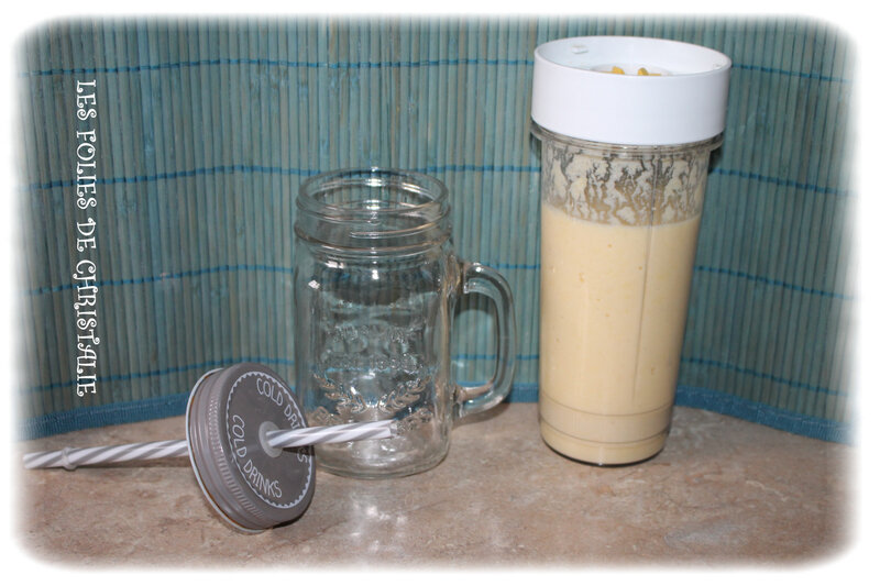 Smoothie vitaminé 3