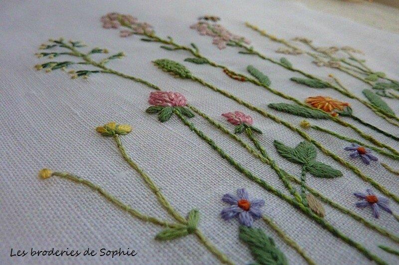 Fleurs des champs -Kasuko Aoki (2)
