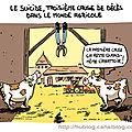 Suicides dans le monde agricole