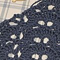 South Bay Shawlette encours 5