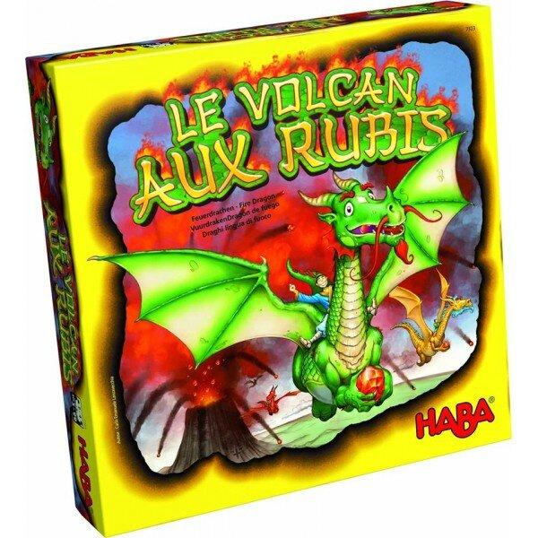 Boutique jeux de société - Pontivy - morbihan - ludis factory - Volcan aux rubis