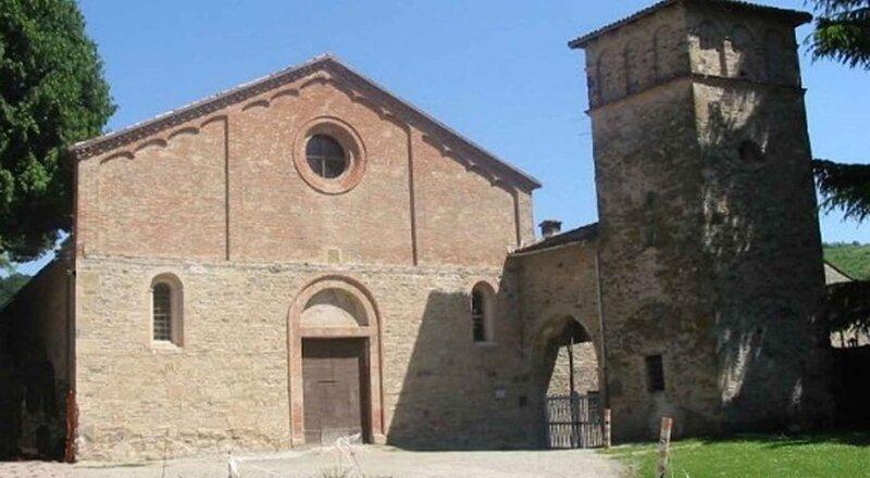 MONTE SAN PIETRO (abbaye)