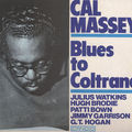 Cal Massey - 1961 - Blues to Coltrane (Candid)