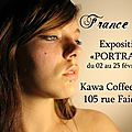 Expo : france lili expose au kawa :