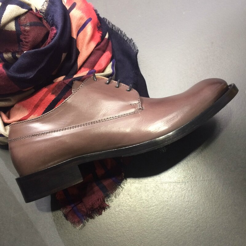 Derbys MASCHIACCIO made in Italy ah 1617 Boutique Avant Après 29 rue Foch 34000 Montpellier (4)