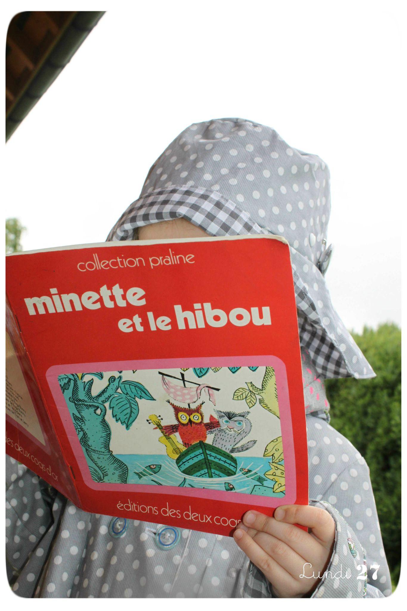 La complainte du chapeau de pluie (tuto inside)