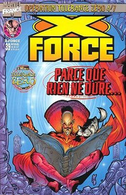 x-force 39 panini