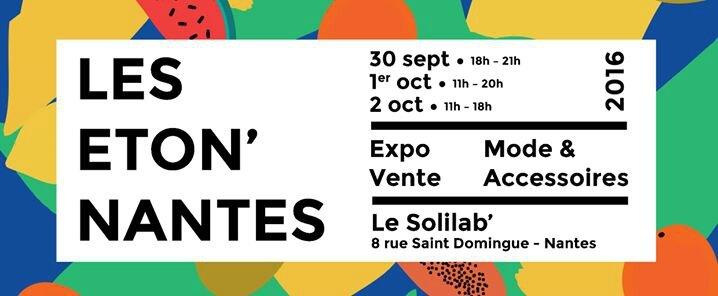 Les Éton'nantes - Expo vente de créateurs - Menthe Poivrée