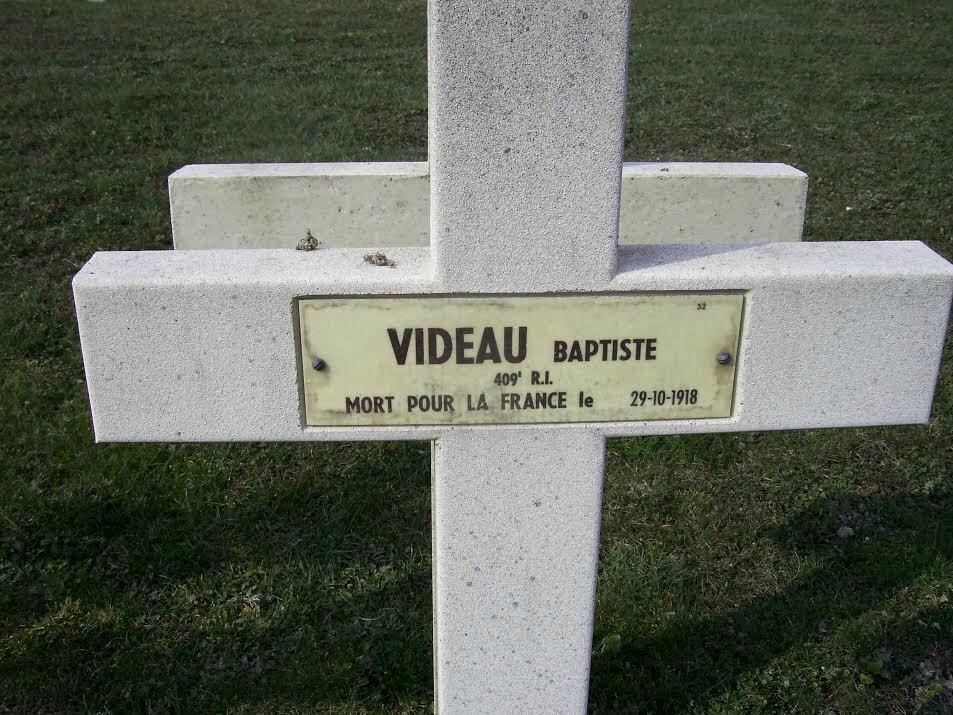 VIDEAU Baptiste