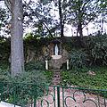 ♥ la grotte de la vierge à chaussan (dept 69) ♥
