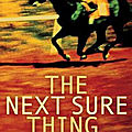 The next sure thing (richard wagamese)