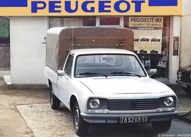TRELON-Garage PAVOT