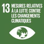 ODD13 lutte contre les changements climatiques