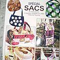 Livre SACS PatchwORK JAPONAIS