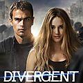 ~ divergent ~ nouveaux spots tv : dangerous, rules, watching water tank