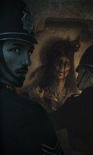 Edgar Poe: le chat noir