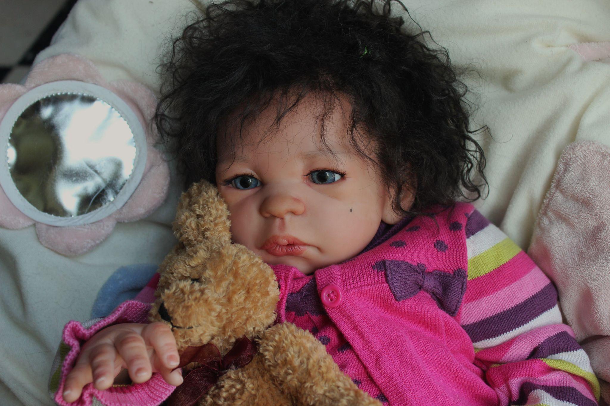 bébé reborn ethnic métisse 015