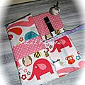 Etui japonais girly