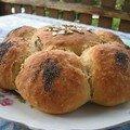 Un pain marguerite 002
