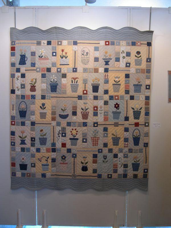 Les quilts de masako Wakayama