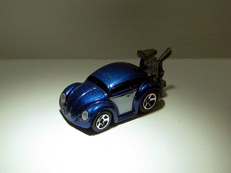 Vw beetle (2010)(Hotwheels)