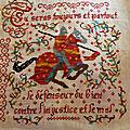 L'etoile de normandie rend hommage à arnaud beltrame, preux chevalier...