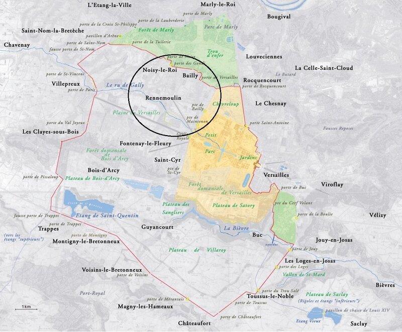 Carte du GPV