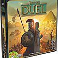 Boutique jeux de société - Pontivy - morbihan - ludis factory - 7 Wonders duel