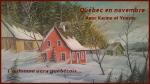 Challenge Québec en Novembre