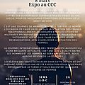 Exposition au ccc: journée internationale de la femme