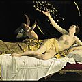 Getty museum acquires gentileschi's 'danaë' for $30.5 million at sotheby's new york