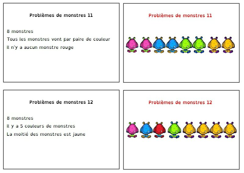 pbl monstres 6