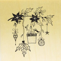 collection-classic-christmas-branches-oiseau-poinsintta