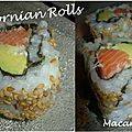 Californian rolls