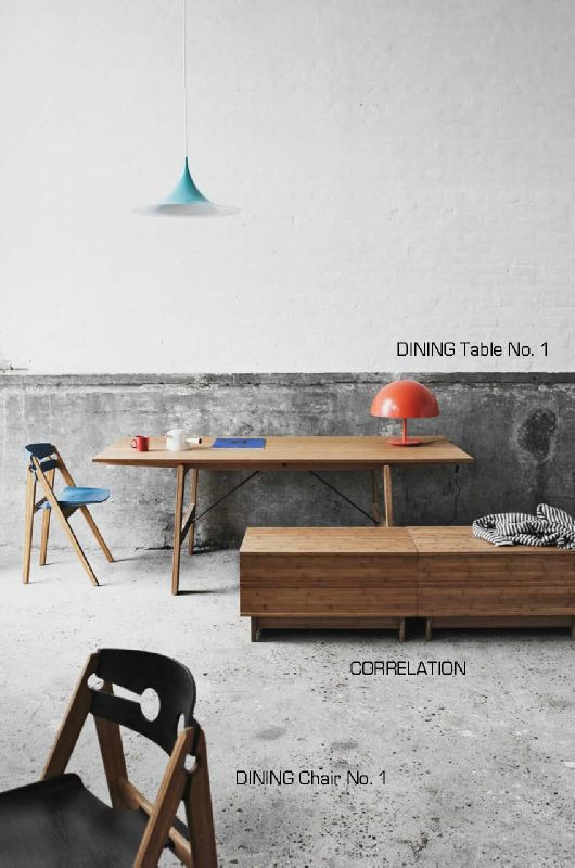 WE DO WOOD - DINING TABLE
