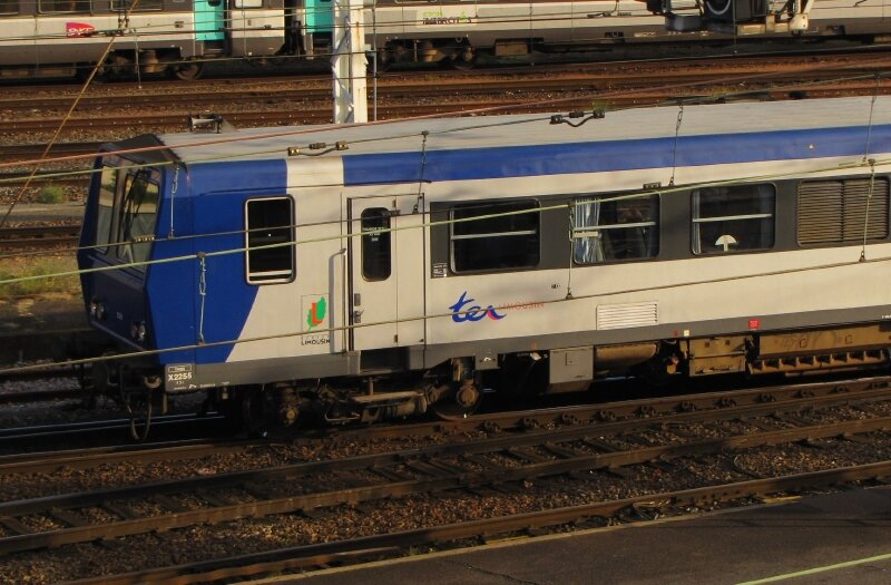 X 2255, Bordeaux