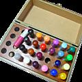 Une boite pour les sketch pen silhouette