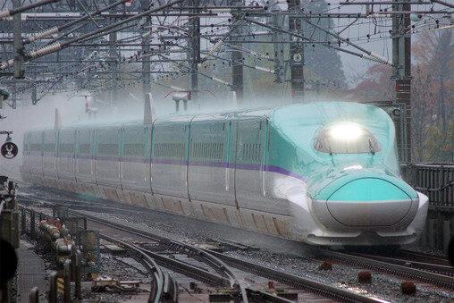 Hokkaidô shinkansen H5