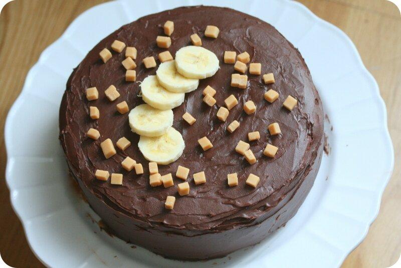 layer cake chocolat banane caramel blog chez requia cuisine et confidences-004