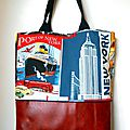 Sac cabas new york1