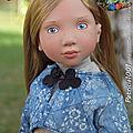 A vendre : madison, très jolie poupée zwergnase