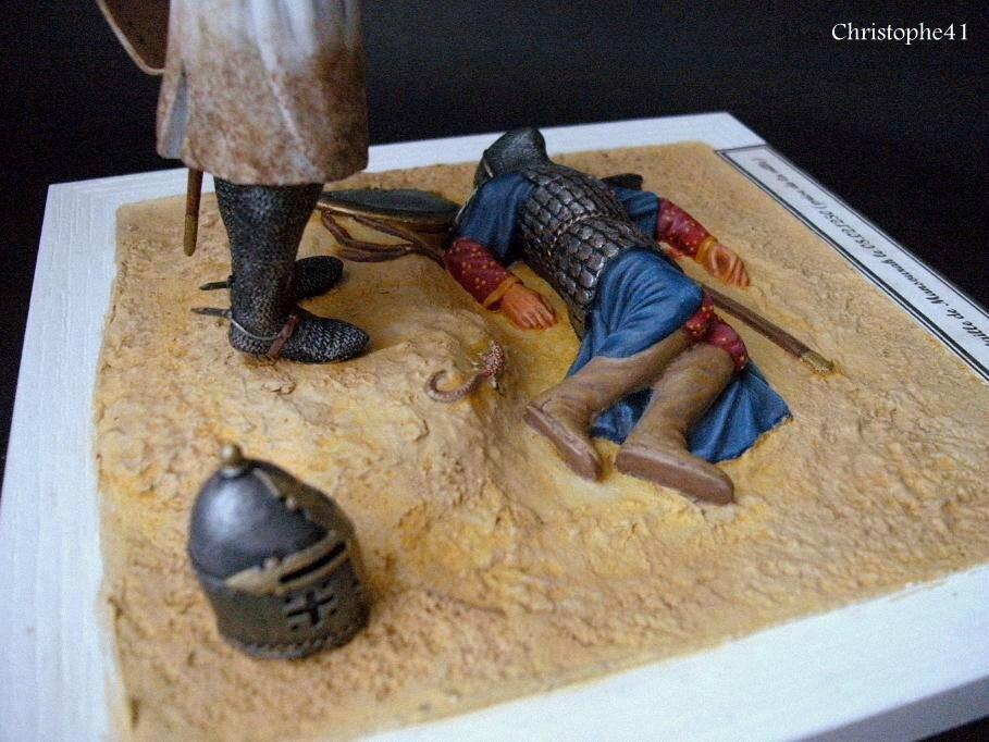 Templier bataille de Mansourah 1250 - PICT4678