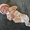 Un trousseau complet pour bébé bérengher