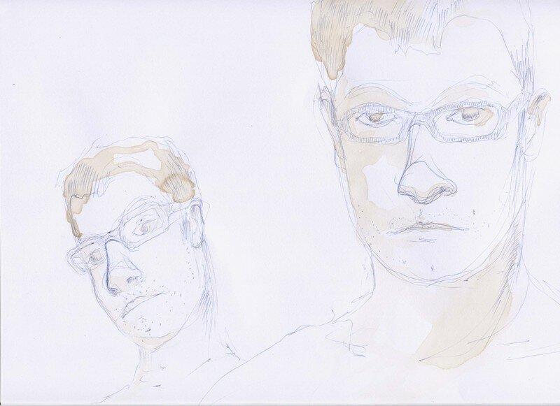 2 portraits