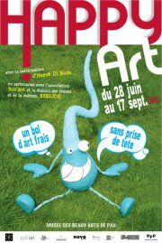 affiche_happy_art_pau