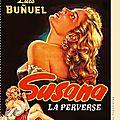 Susana la perverse (couvrez ces épaules que je ne saurais voir)